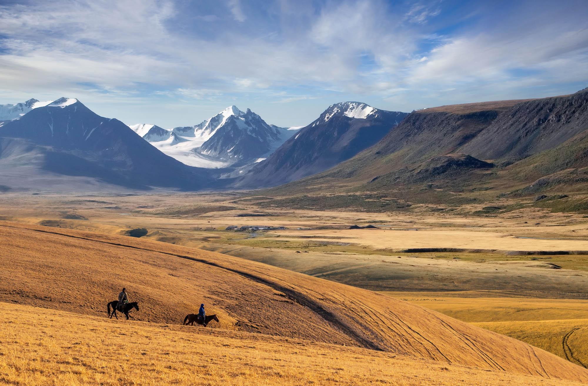 Jagtrejse Kasakhstan